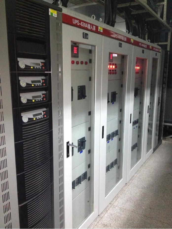模块化UPS在中国联通数据中心的应用